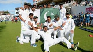 Pakistan retain third position in ICC Test rankings after win against England