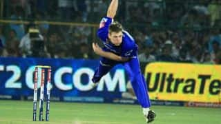 IPL 2014: James Faulkner believes he is Rajasthan Royals' death bowler specialist