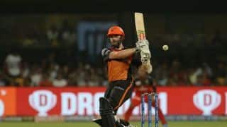 IPL 2019, RCB vs SRH: Washington Sundar scalps three but Kane Williamson's 70* fires Sunrisers Hyderabad to 175/7 against Royal Challengers Bangalore