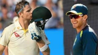 The Ashes 2019: Tim Paine believes Steven Smith is best batsman player in the world
