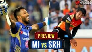 Mumbai Indians vs Sunrisers Hyderabad, IPL 2017, Match 10, preview: SRH eye 1st away win against resurgent MI