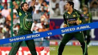MCC vs ROW: Shahid Afridi vs Saeed Ajmal would be a riveting contest