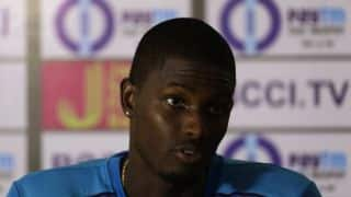 We need to pick wickets with the new ball: Jason Holder