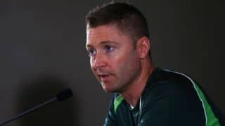 Michael Clarke asks young players to take their time to settle