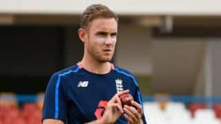 Don't say something on a cricket field you won't say on the street: Stuart Broad