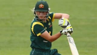 Lanning: No pressure while captaining Australia