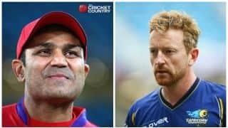 CC 180/8 in 20 Overs | Live Cricket Score, Masters Champions League (MCL) 2016: Gemini Arabians vs Capricorn Commanders, Match 7 at Sharjah: Arabians win by 10 runs