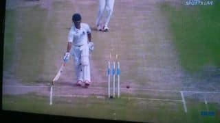 Karnataka vs Bengal, Ranji Trophy 2015-16: Sreevats Goswami's controversial run-out