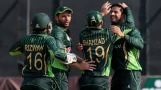 Zimbabwe vs Pakistan 2015, 2nd T20I at Harare, Free Live Cricket Streaming Online on Ten Sports