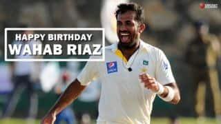 Riaz: Top 5 spells in Tests