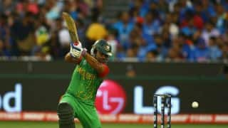 CT 2017, BAN vs PAK, warm-up match: Tamim's ton powers Bangladesh to 341 for 9