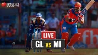 Highlights, GL vs MI IPL 2017, Match 35: MI edge GL in super over