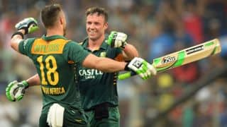 India vs South Africa 2015, 5th ODI at Mumbai