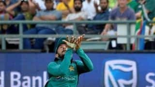WATCH: Hasan Ali's controversial catch sparks debate