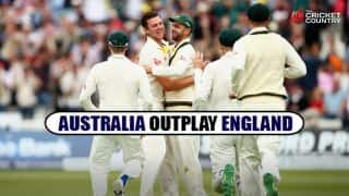Ashes 2015, 2nd Test at Lord's: Australia leave England behind in their own game