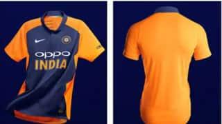 इंग्लैंड के खिलाफ मैच में नई जर्सी पहनकर उतरेगी टीम इंडिया