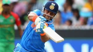 Suresh Raina signs 3-year deal with sports management group called 'IOS'
