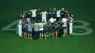 Australian cricket team victory song