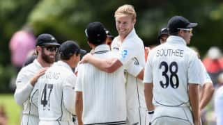 New Zealand become No 1 test Team; Beat Pakistan by an innings and 176 runs