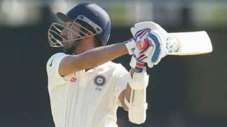 India vs Australia, 2nd Test at Brisbane, Day 1: India cross 300