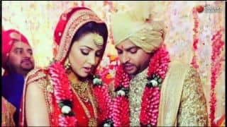 Suresh Raina wedding: Latest pictures