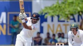 Stumps, Day 1: Sri Lanka manage 287 with the help of Karunaratne 100