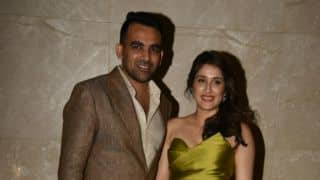 Sagarika feels stressed as well as excited ahead of her wedding with Zaheer