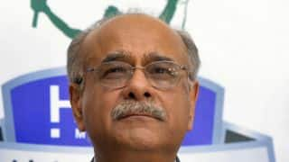 Najam Sethi vows to bring international cricket back to Pakistan