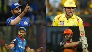 IPL 2019: Who plays whom in Playoffs and when