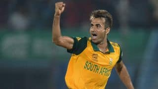 Netherlands vs South Africa ICC World T20 2014: South Africa close in on win