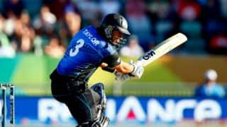 BAN vs NZ, ICC World Cup 2015: Guptill, Taylor compelete 100-run stand