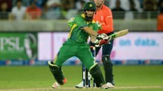 Pakistan vs England T20Is 2015-16: Rahul Dravid eclipsed by Rafatullah Mohmand