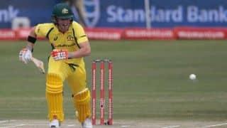 Australia thrash Ireland by 9 wickets