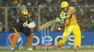 Live Cricket Score: CSK vs KKR, CLT20 Final
