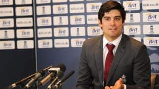 Ashes 2013-14: Alastair Cook youngest to reach 8,000 Test runs