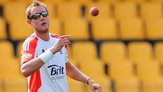ICC World T20 2014: Stuart Broad positive of playing against New Zealand