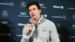 Toto Wolff: Hope Nico Rosberg, Lewis Hamilton don't crash again