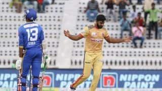 Vijay Shankar returns to action after injury layoff, makes TNPL debut