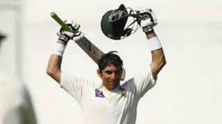 Pakistan vs Australia 2014: Misbah-ul-Haq makes a statement with record-breaking ton