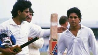 This Day in History: Tendulkar Slams His First International Hundred in 1990 vs England | WATCH