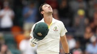 Emotional Travis Head dedicates maiden Test century to Phillip Hughes