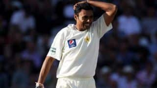Tainted Pakistan spinner Danish Kaneria could be banned from appearing on TV channels