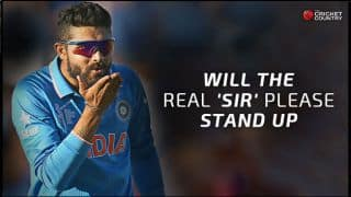 Will the real Ravindra Jadeja please stand up in ICC Cricket World Cup 2015 semi-final against Australia?
