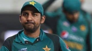 Sarfaraz Ahmed sacked as Pakistan captain, dropped for Australia tour; Azhar Ali to lead in Tests, Babar Azam new T20I captain