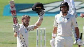 New Zealand vs Bangladesh: Kane williamson double tone helps host to take 481 run lead