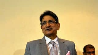 RM Lodha: Cricketers in India never got chance in administration