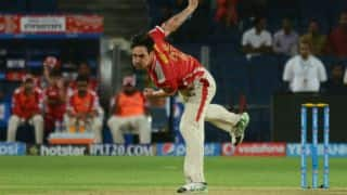 KXIP vs MI, IPL 2015: Impressed with Sandeep Sharma and Anureet Singh, says Mitchell Johnson