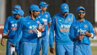 India aim to end Zimbabwe tour 2015 on winning note