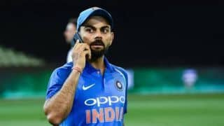 Virat Kohli on Indo-Pak World Cup game: We stick by what the nation wants to do