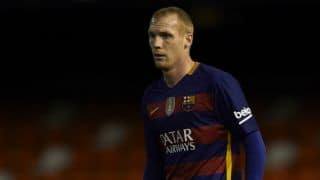 UEFA Euro 2016: Jeremy Mathieu ruled out of France squad due to calf injury